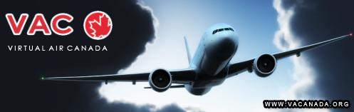 VAC - Virtual Air Canada releases V4 website  Celebrating 14